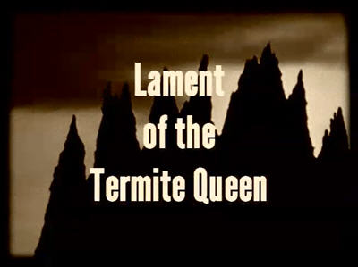 Brutum Fulmen - Lament of the Termite Queen video title screen